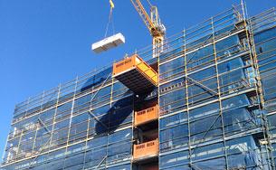 HardiDeck Crane Loading Platforms for Sydney and Brisbane