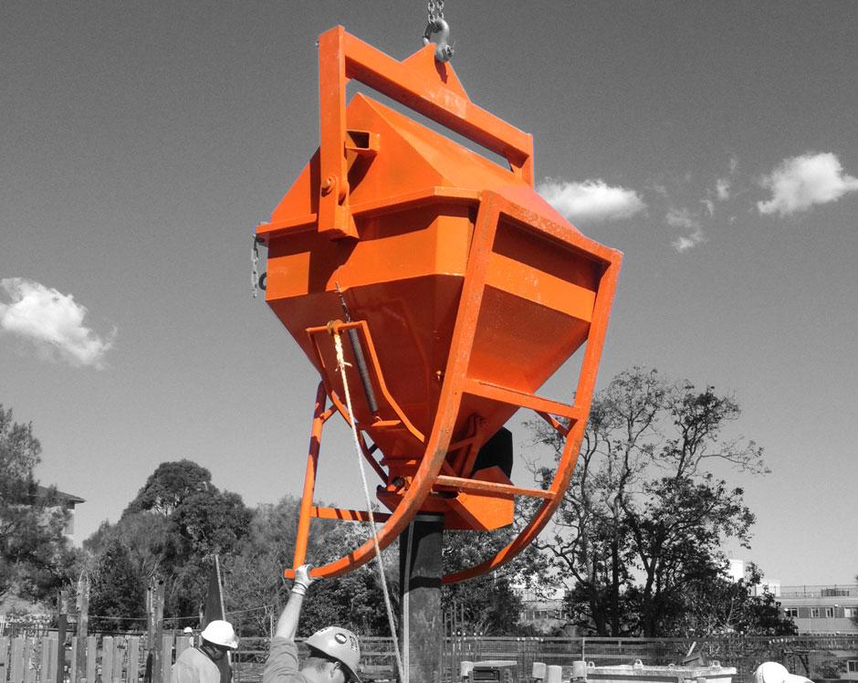 Kibbles / Concrete Skips for Hire & Sale in Sydney and Brisbane