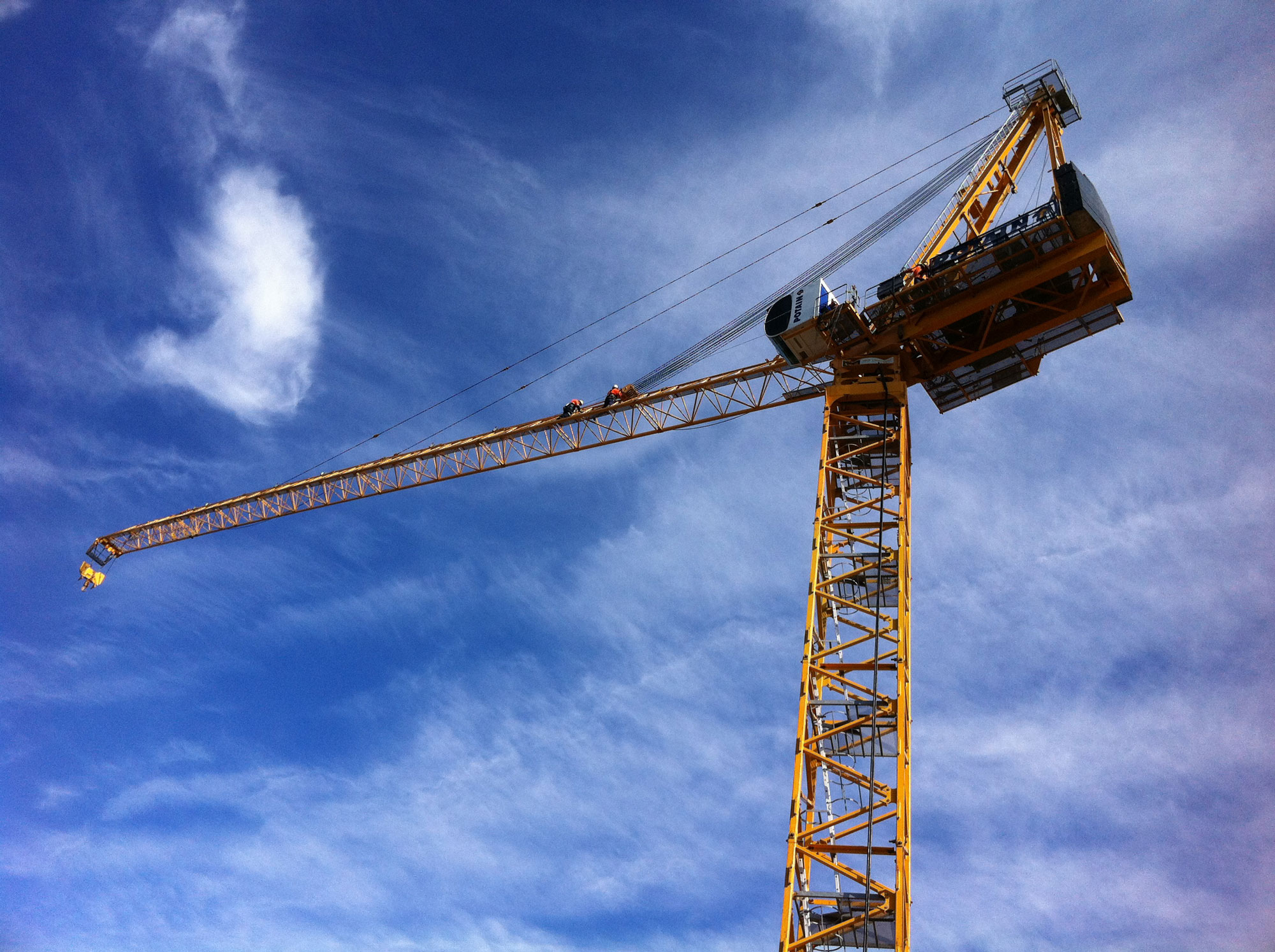 Tower crane hire in Sydney & Brisbane